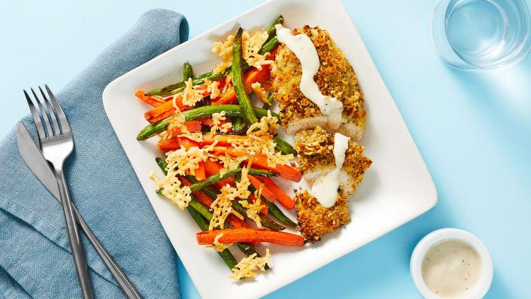 Caesar Crunch Chicken