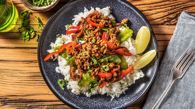 Asian Style Beef