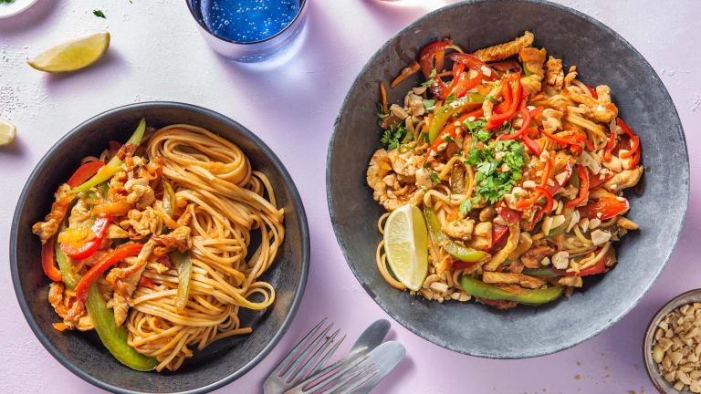 Asian Turkey Stir-Fry