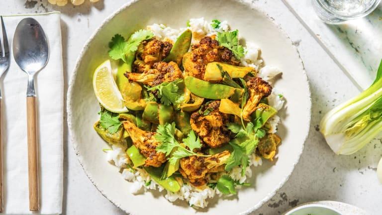 Balanced Thai Veggie Curry