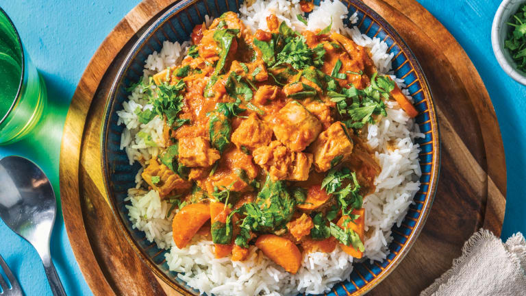 Bengal-Style Fish Curry