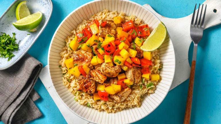 Tropical Turkey Bowl