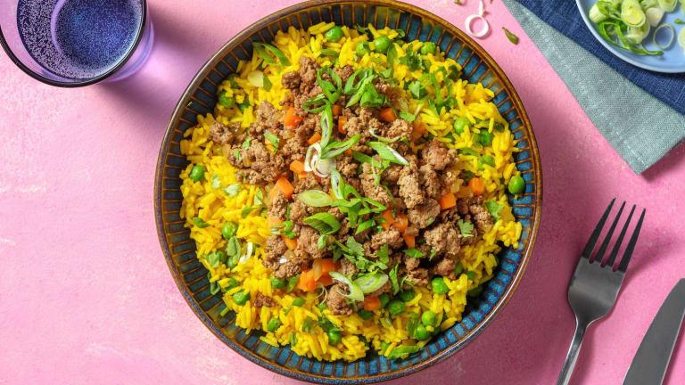 Jamaican Beef Patty Bowl