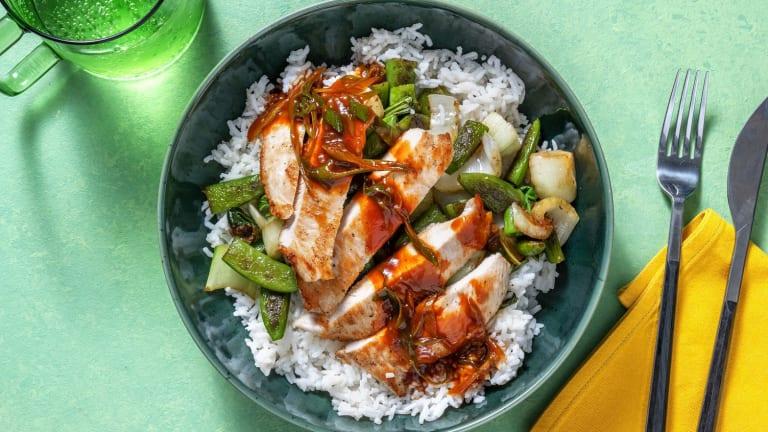 Cal Smart Hainanese-Style Chicken