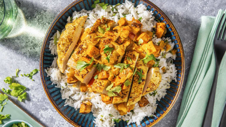 Indian Turkey Curry
