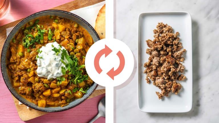 Easy Turkey Curry