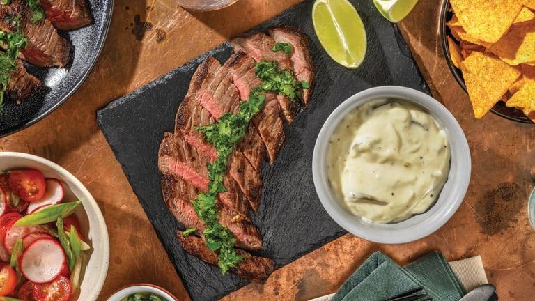 Carne Asada-Style Steak