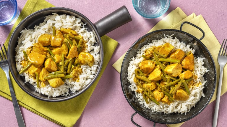Chicken Korma Style Curry