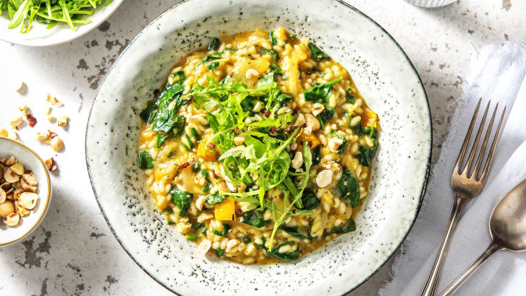 Dairy Free Risotto (v)