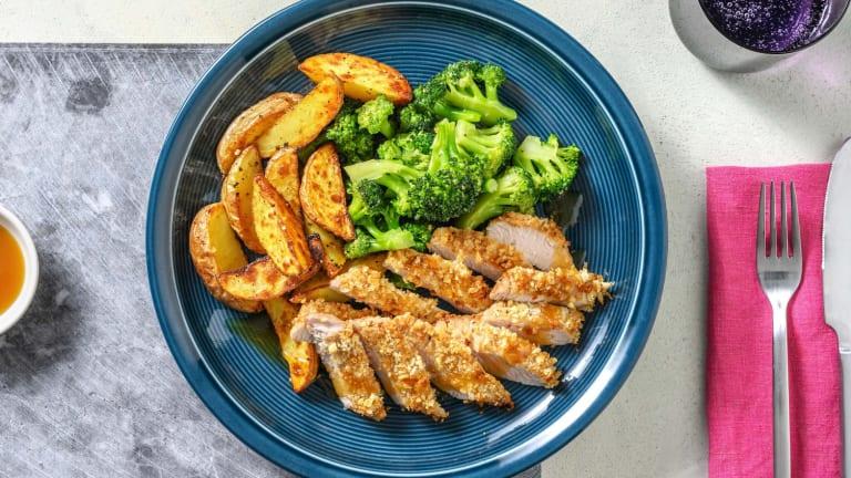 Cal Smart Breaded Turkey