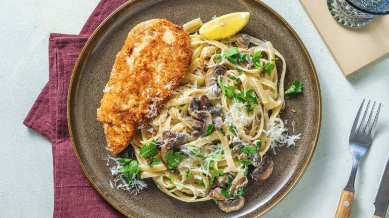 Lemon Turkey Scallopini