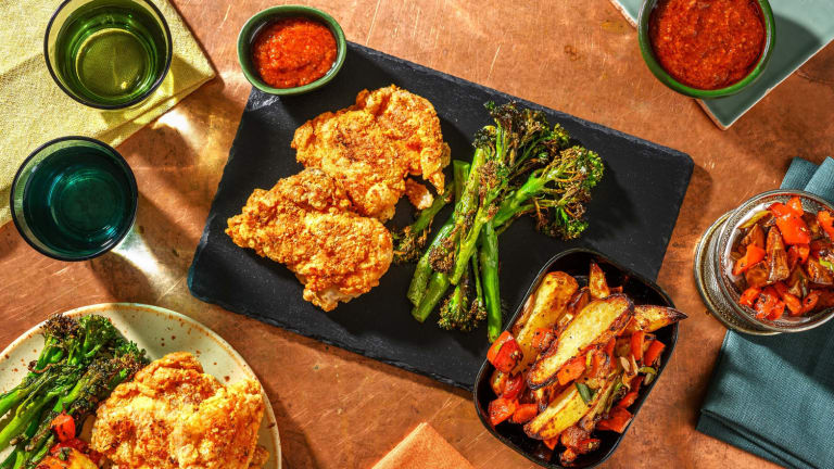 Firecracker Fried Chicken