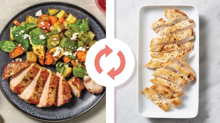 Garlic & Honey Chicken