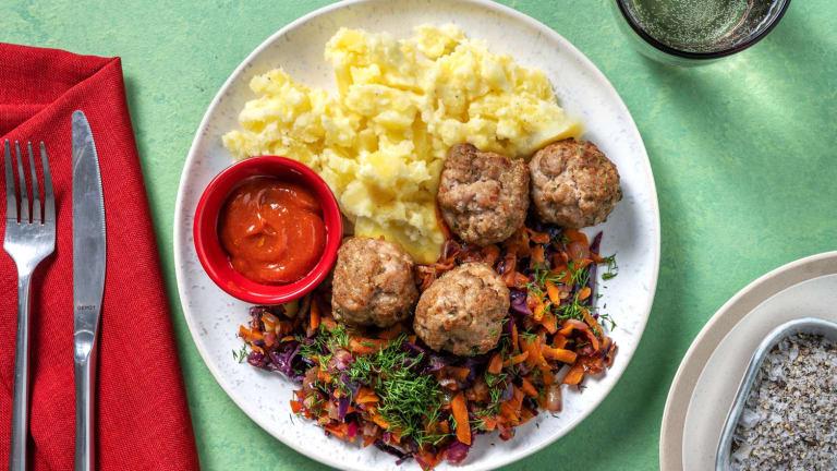 German Pork Meatballs