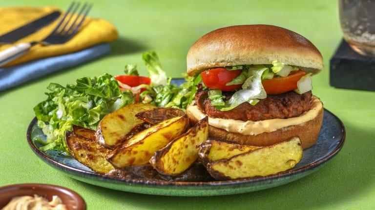 Harissa Burger