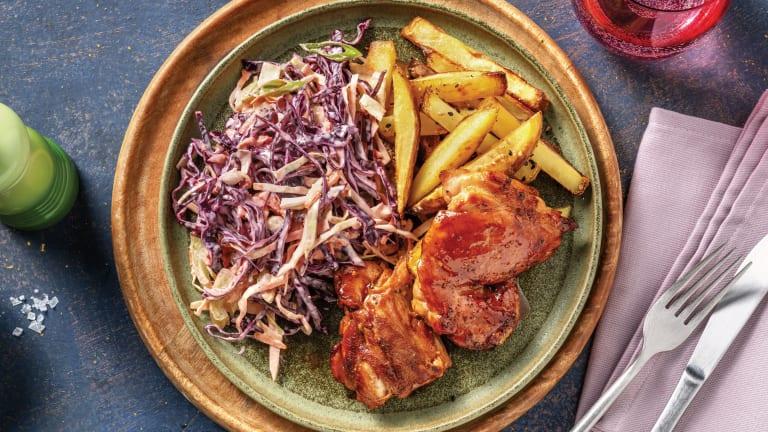 Honey Soy-Glazed Chicken