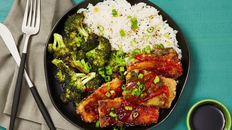 Katsu-Style Zucchini