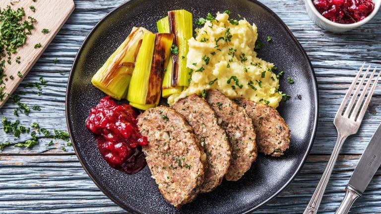 Pain de viande épicé