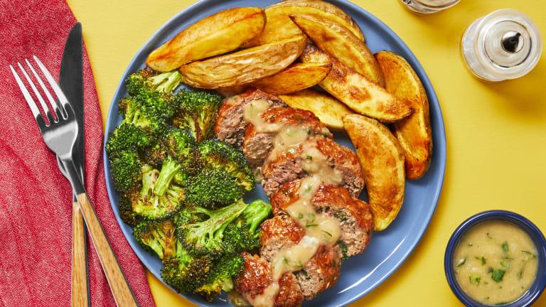Meatloaf à la Mom