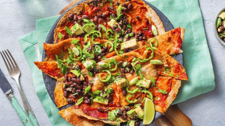 Mexican Inspired Chorizo Tortizza