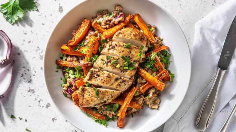 Parisienne Spiced Chicken