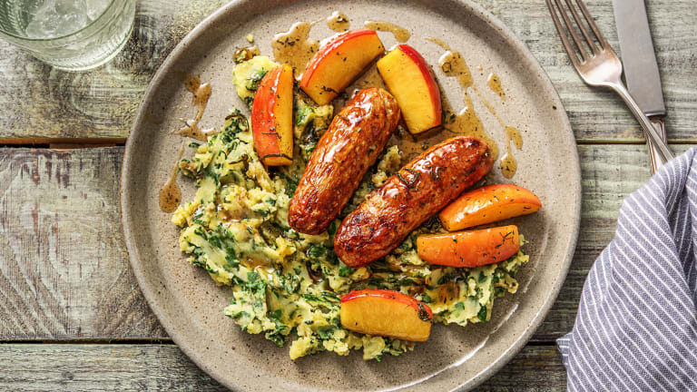 Pork & Oregano Sausages