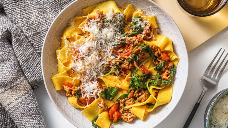 Porky Pappardelle