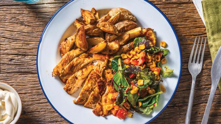 Portuguese-Style Chicken
