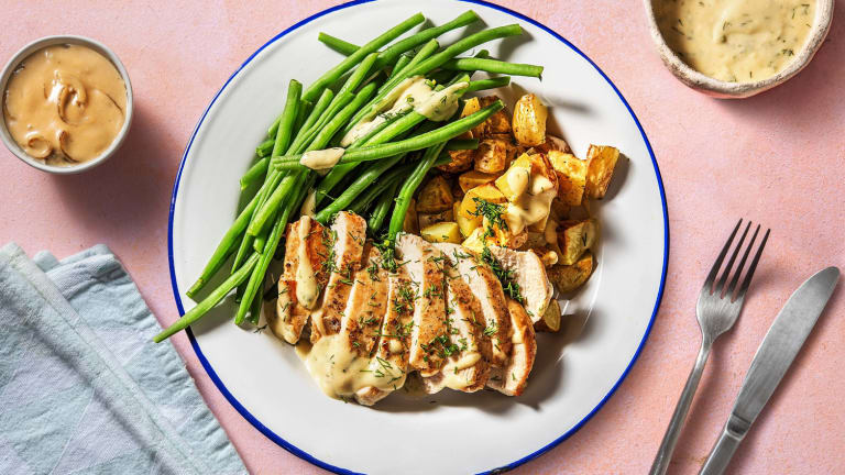 Pan-Seared Chicken