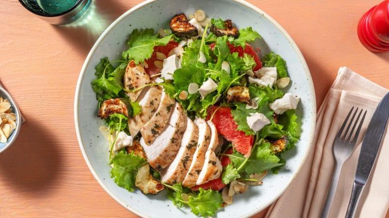 Sunshine Winter Chicken Salad