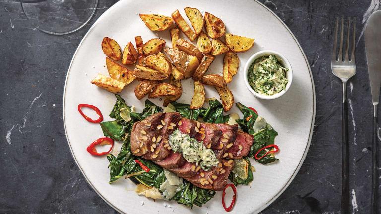 Premium Fillet Steak & Truffle Potatoes