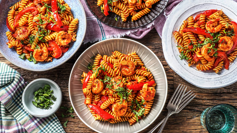 Shrimp Fusilli