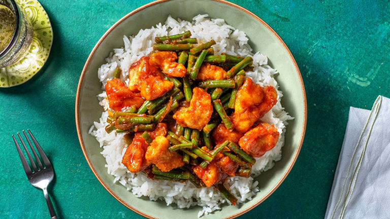 Soy and Honey Chicken
