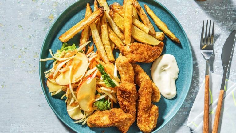 Sprød kylling