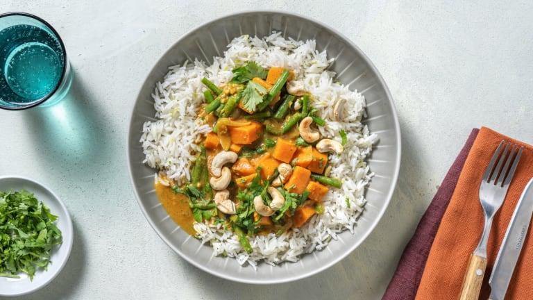 Sri Lankan Style Sweet Potato Curry