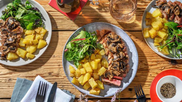 Montreal Bistro Grilled Steak