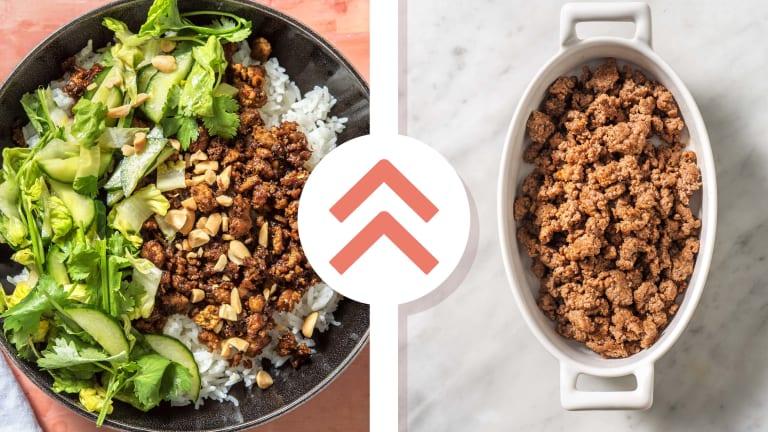 Thai Larb Style Beef Salad