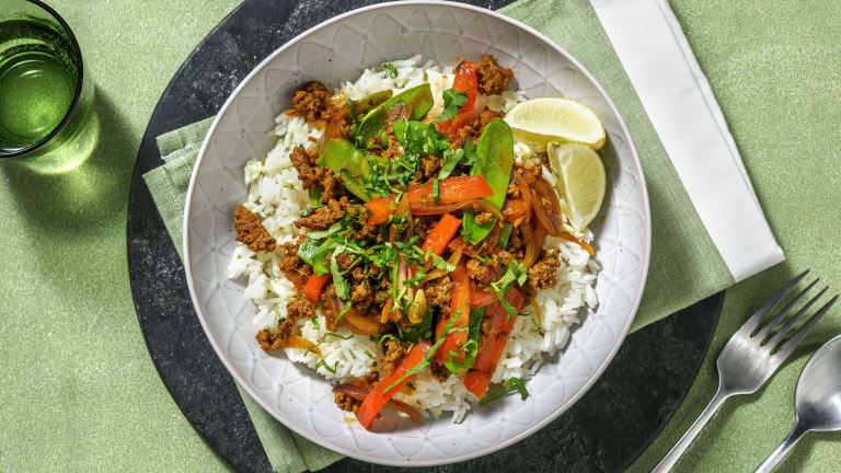 Thai-Style Beef