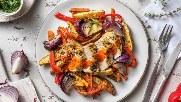 Thyme Roast Chicken