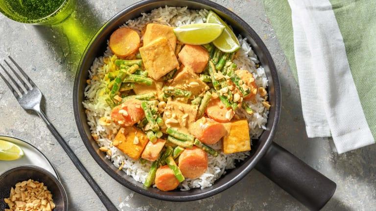 Tofu Massaman Curry
