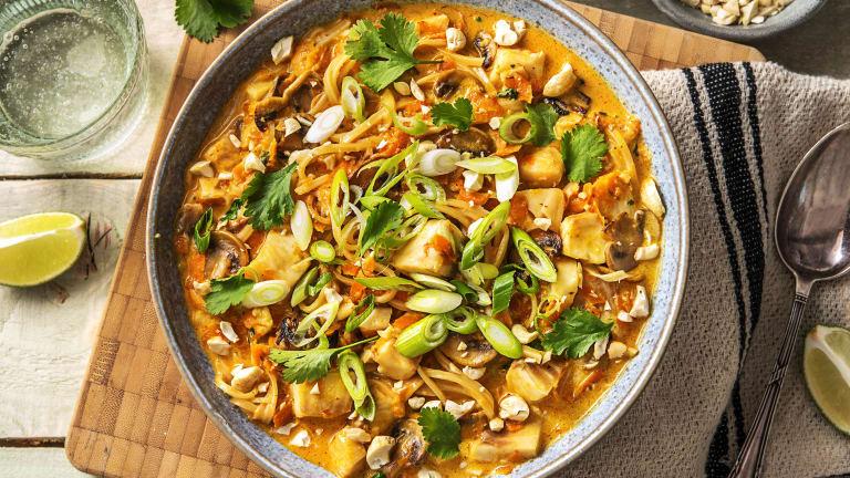 Thai Style Fish Soup