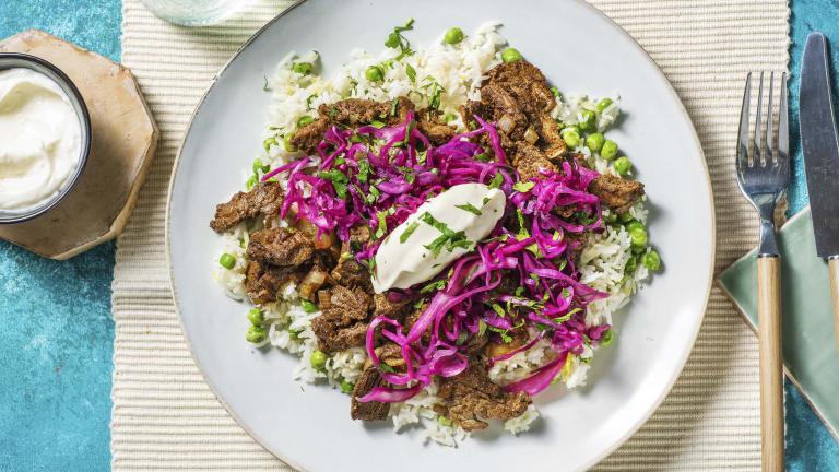 Turkish-Spiced Beef