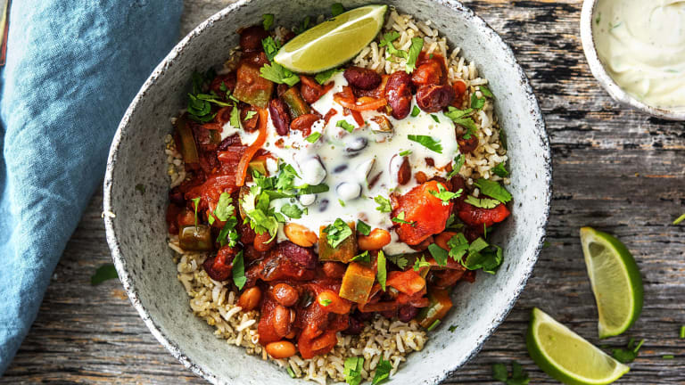 Veggie Packed Chilli