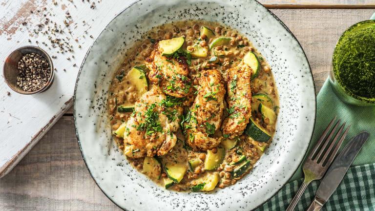 Zahtar Spiced Chicken