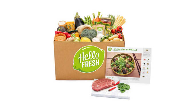 50 Gift Ideas for Mums | Hello Fresh Grocery Box | Beanstalk Mums