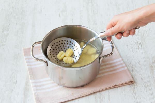 Kook de gnocchi