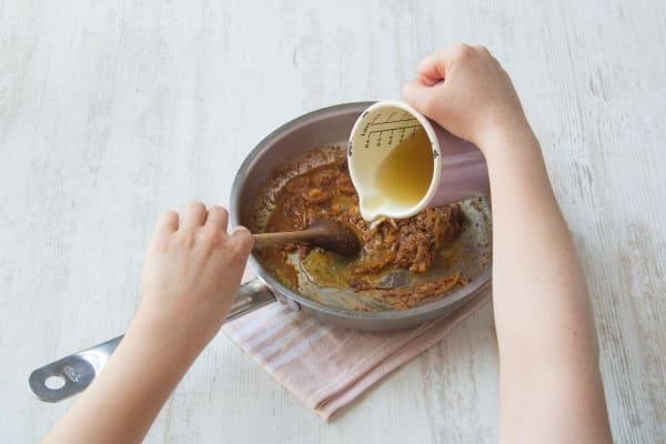 Curry zubereiten