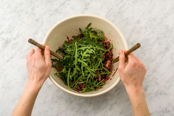 Combine ingredients in a bowl