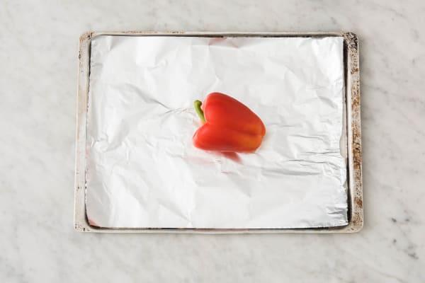 Paprika poffen