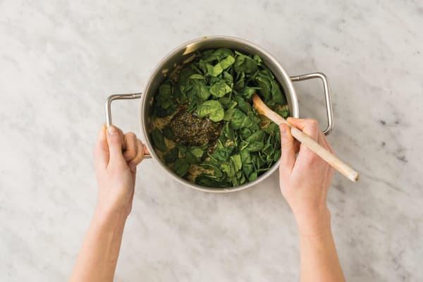 Cook the risoni